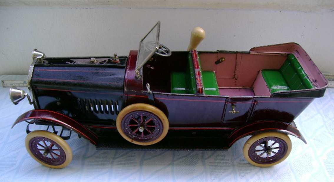 Doll Steam car