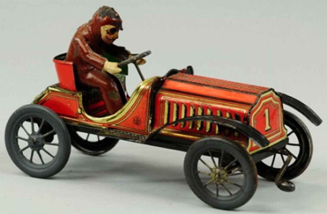 Eberl Hans 1 Oldtimer Zweisitziger Tourenwagen