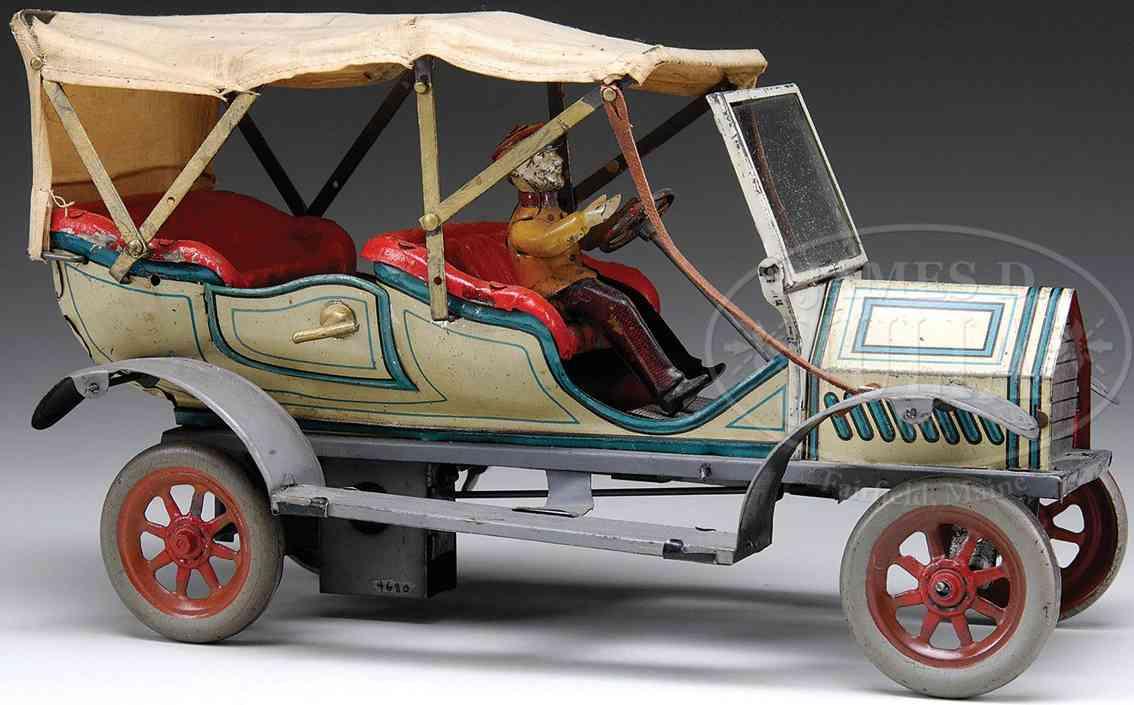 Eberl Hans Oldtimer Limousine mit klappbarem Tuchdach