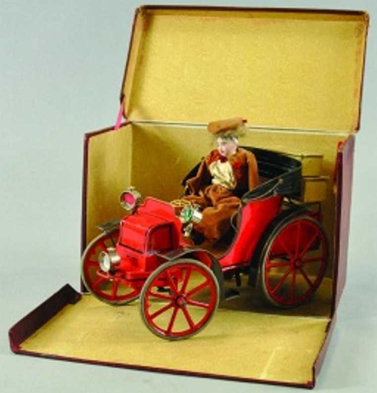faivre jules edmond tin toy car faivre 1896 panhard levassor