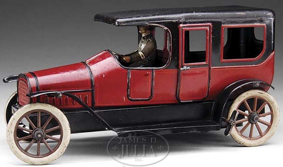 Fischer Georg Oldtimer Limousine mit Uhrwerk