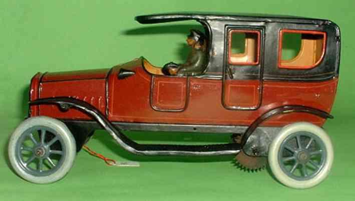 Fischer Georg Oldtimer Auto