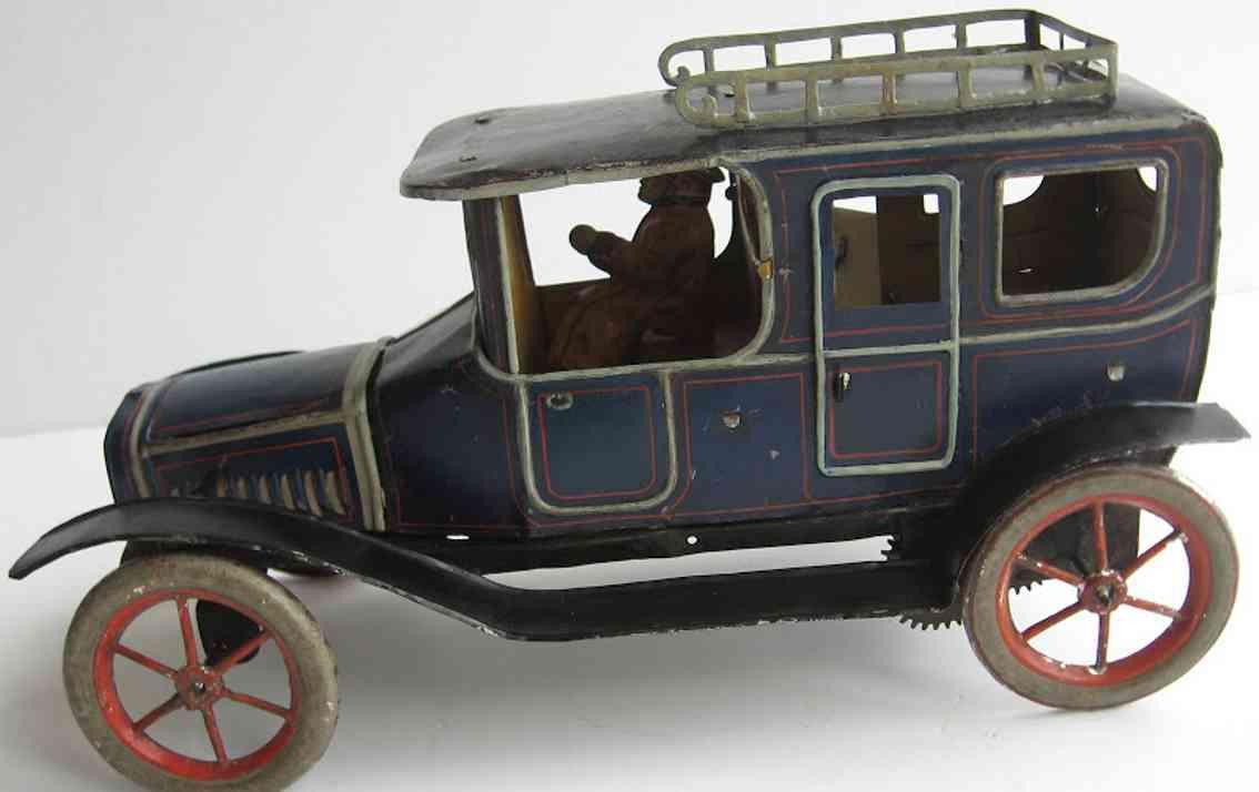 Fischer Georg Oldtimer Limousine