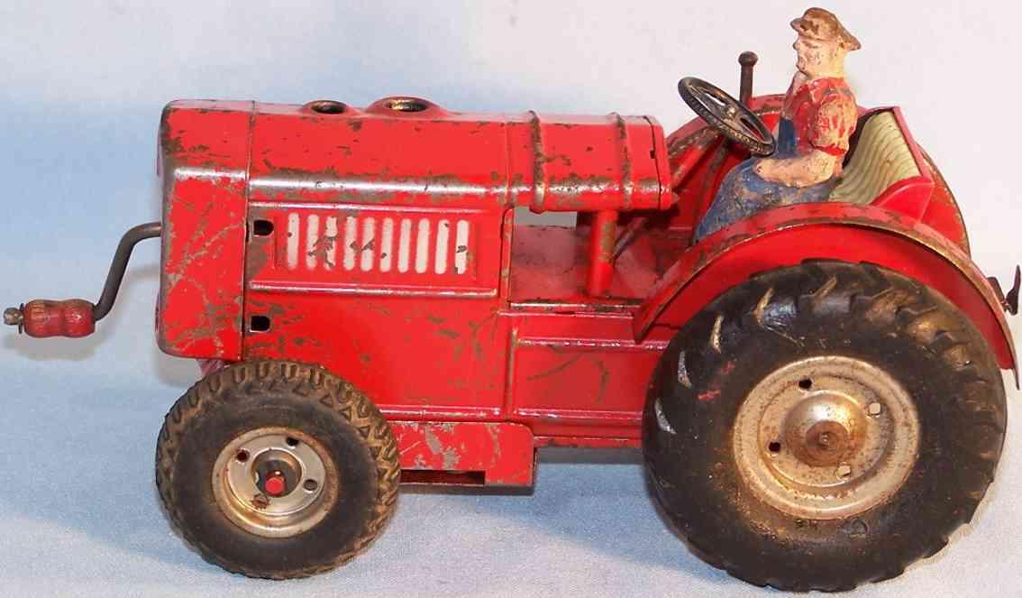 GAMA 178/2/6 Traktor mit Kurbel