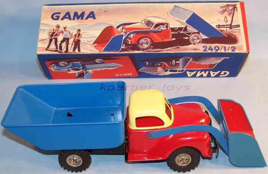 GAMA 249/1/2 Schaufellader