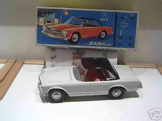 GAMA 380 Pagode Auto