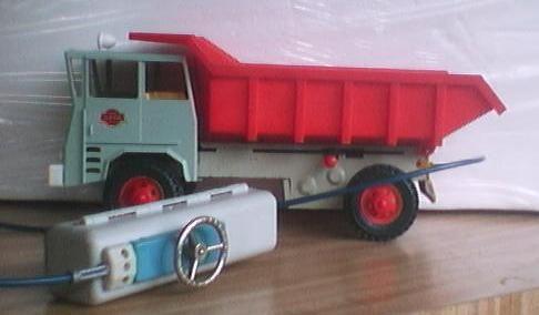 GAMA 398 Truck
