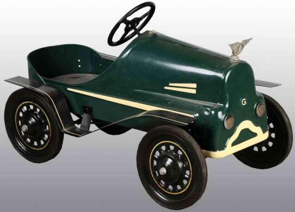 Garton Toy Co Flitzer Tretauto