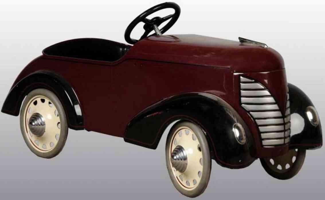 Garton Toy Co Ford Tretauto