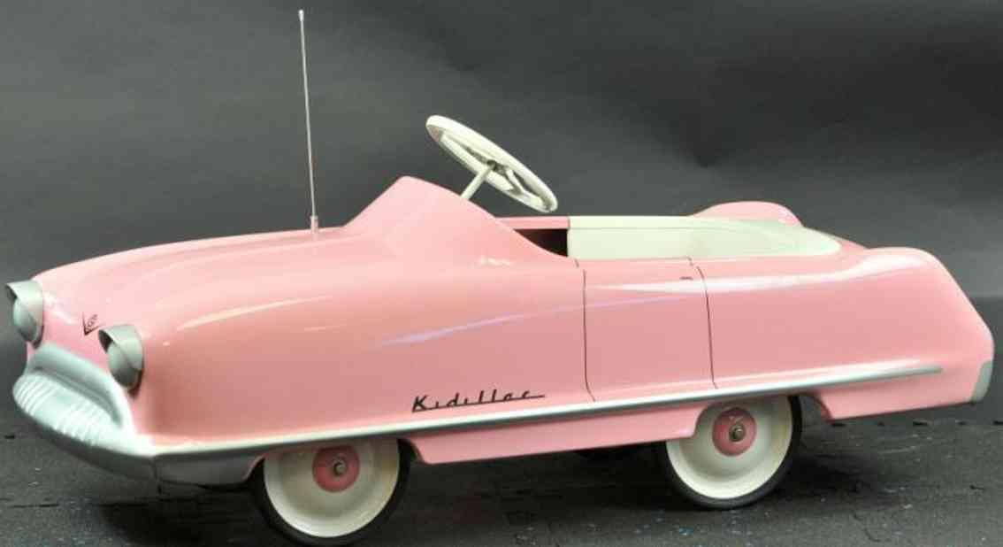 garton toy co blech kidillac tretauato pink