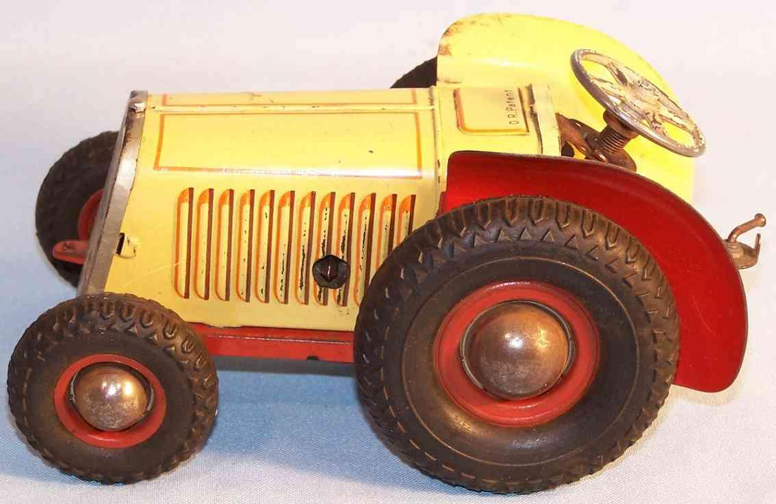 Gescha 71-2 Traktor lithografiert
