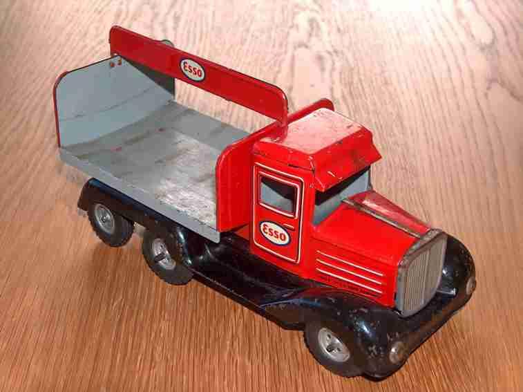 Göso 429 Esso Lastwagen