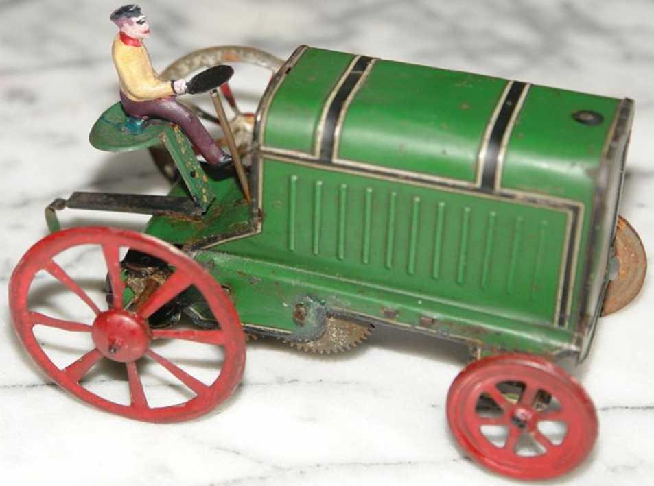Günthermann Fordson Traktor
