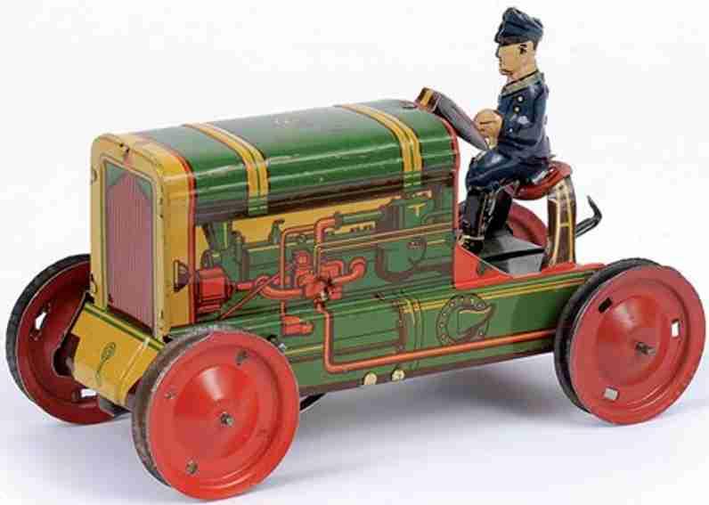 Guenthermann Traktor Spielzeug