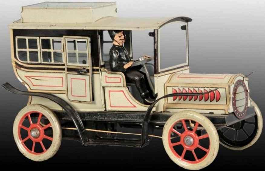 Günthermann Oldtimer Limousine mit Uhrwerk