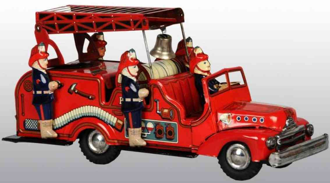 Hadson Fire Truck