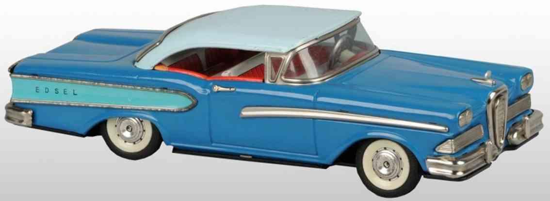 Haji Mansei Toys Ford Edsel Sedan