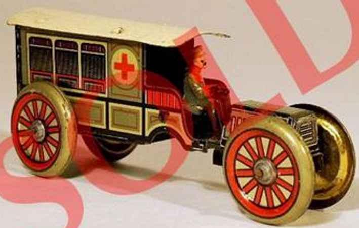 Hess Krankenwagen