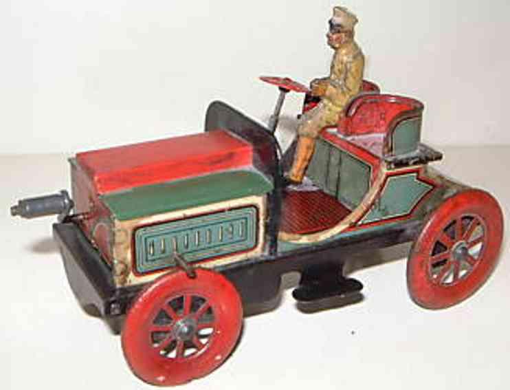 Hess Oldtimer Hessmobil