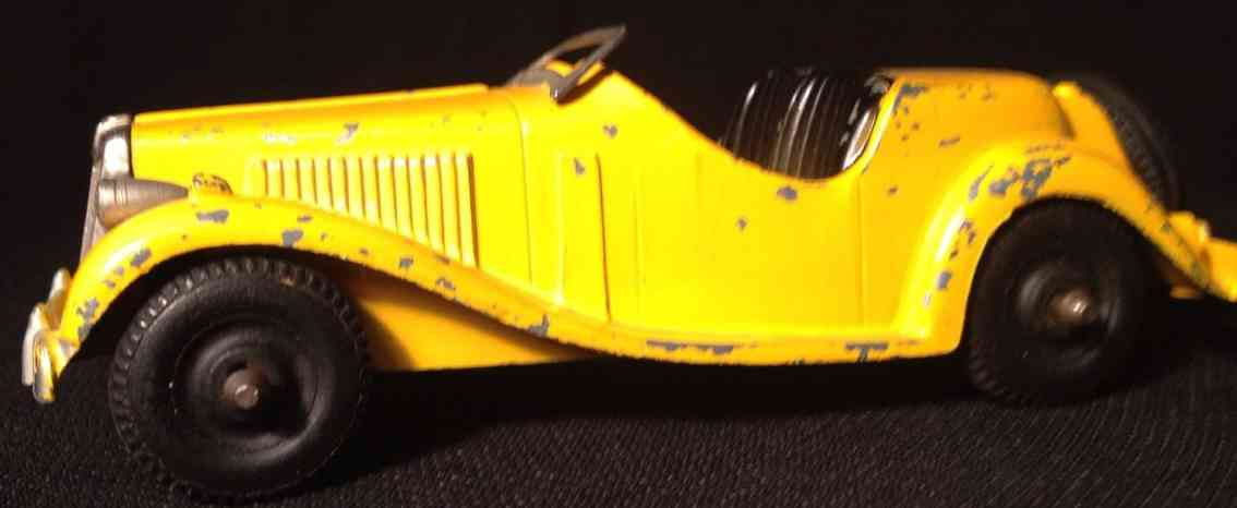 Hubley 432 MGTD Roadster