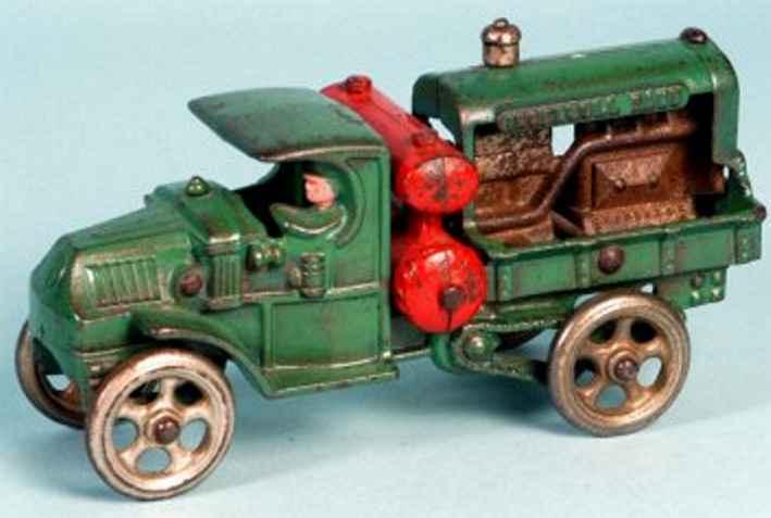 Hubley MACK INGERSOLL Lastwagen