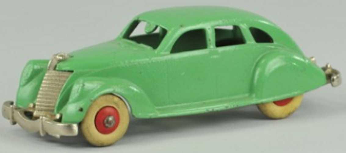 Hubley Linconl Zaphyr Sedan