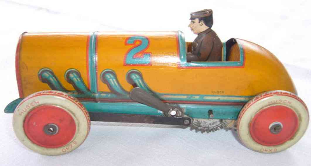 Husch Racing car no 2