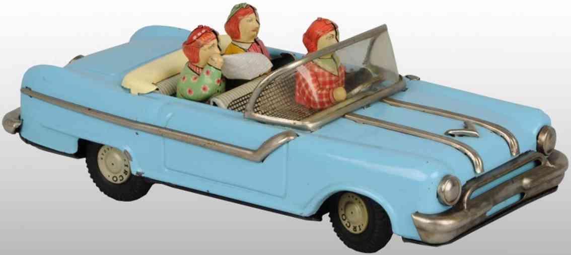 IRCO Pontiac Cabrio