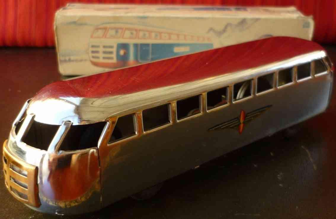 ingap 353 blech spielzeug autobus friktionsantrieb