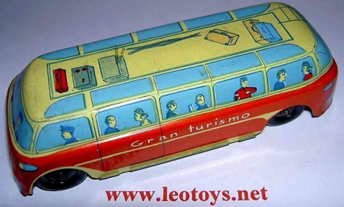ingap blech spielzeug autobus bus gran turismo