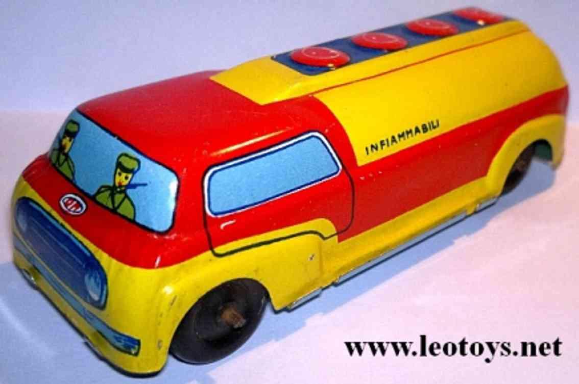 ingap blech spielzeug lastwagen tanklastwagen