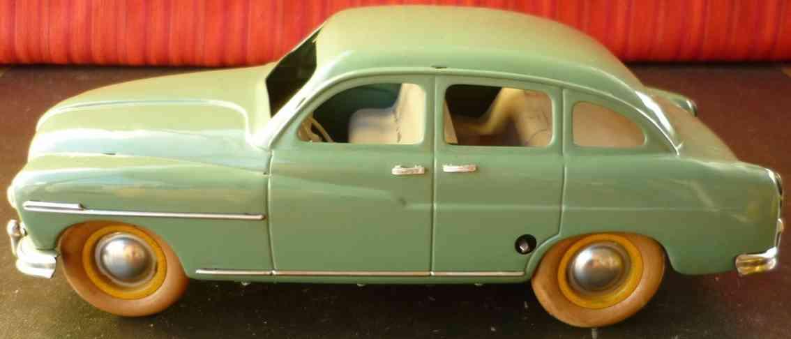 jrd blech spielzeug auto ford vedette limousine uhrwerk