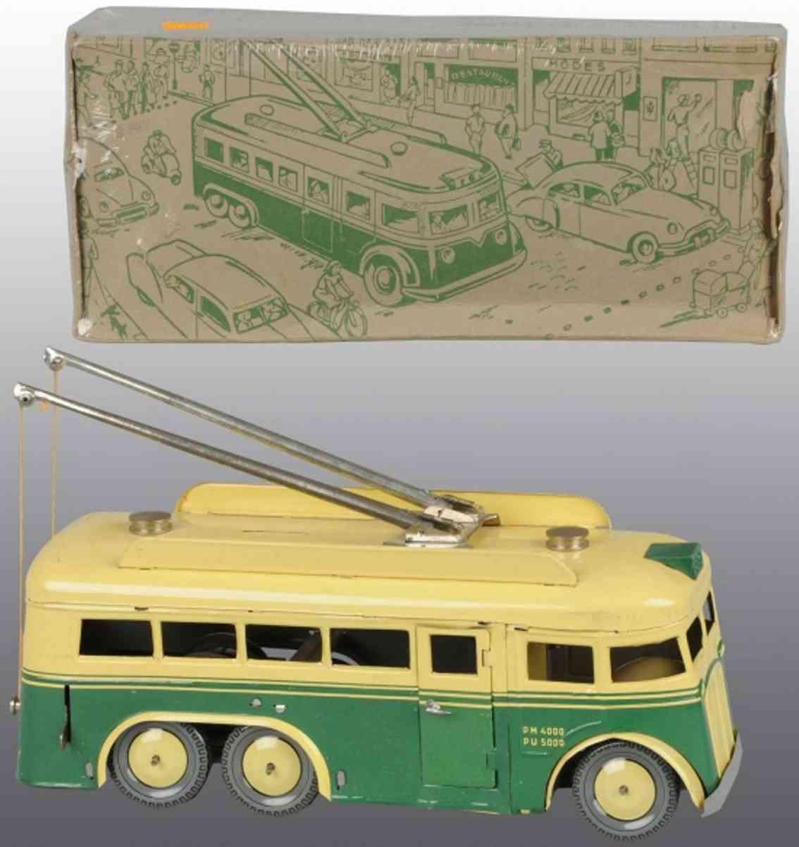 Joustra Straßenbahn-Bus