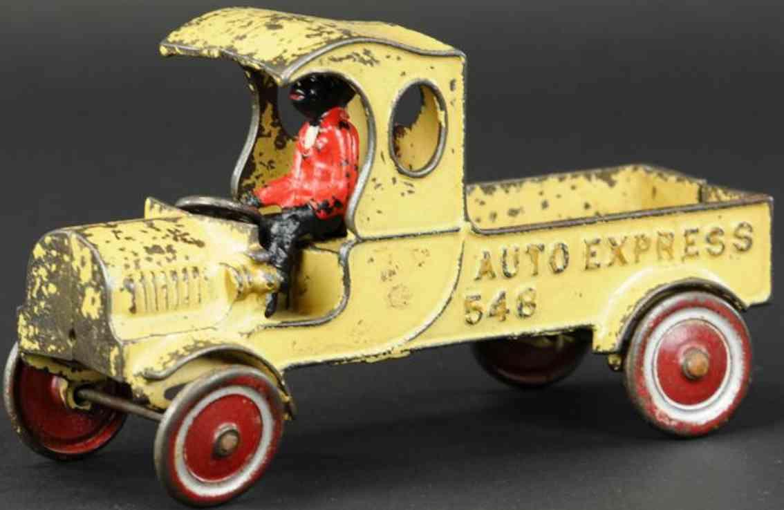 kenton hardware co 548 gusseisen lastwagen creme express