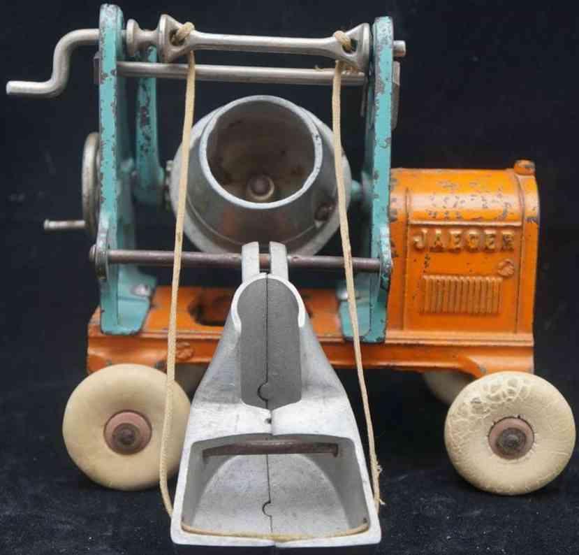 kenton hardware co 649 Jaeger cement mixer