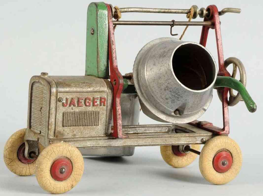 kenton hardware co spielzeug gusseisen jaeger zementmischer
