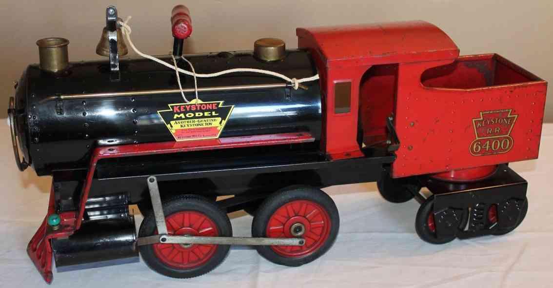 Keystone 6400 Ride em locomotive