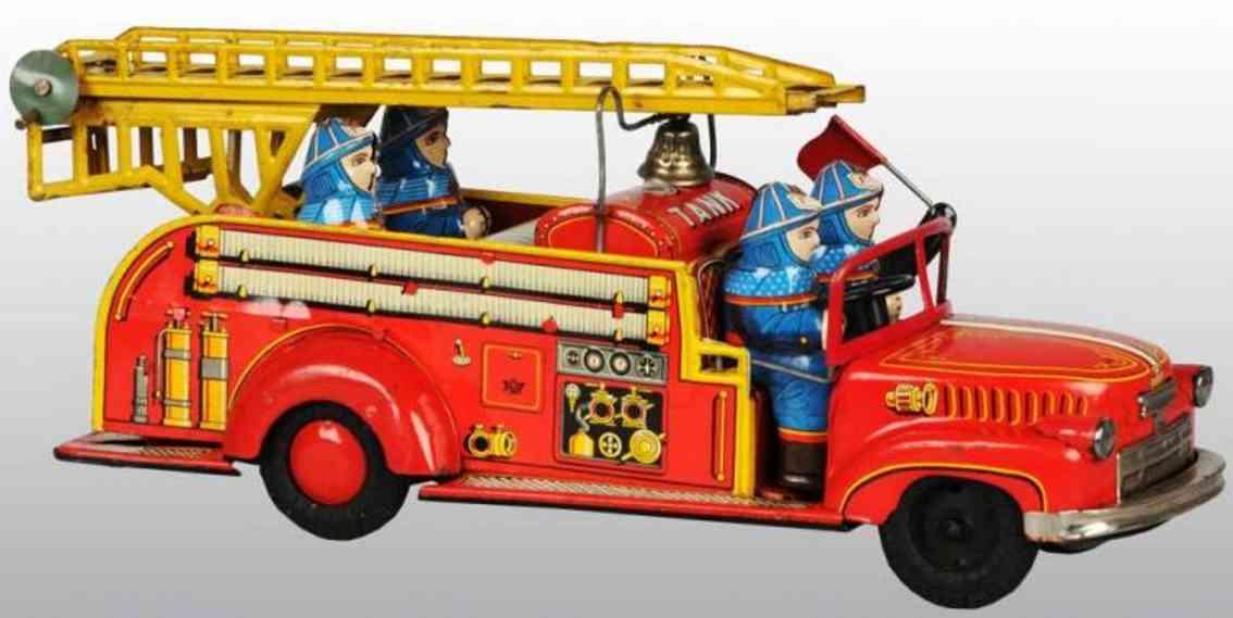 Kitazawa & Co. Ltd Fire truck