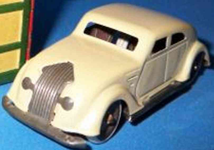 lehmann 807/1 tin toy car limousine gnom series