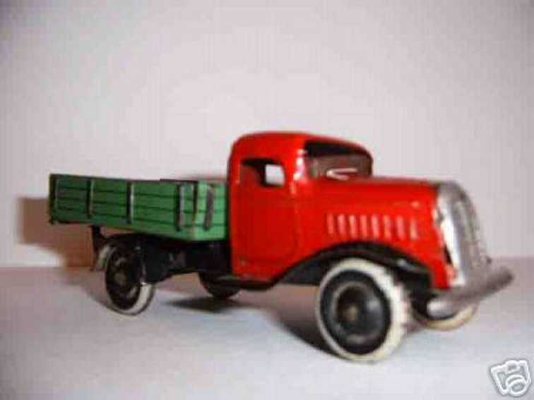 lehmann 813 truck with tiltable loading space opel nlitz of gnom series