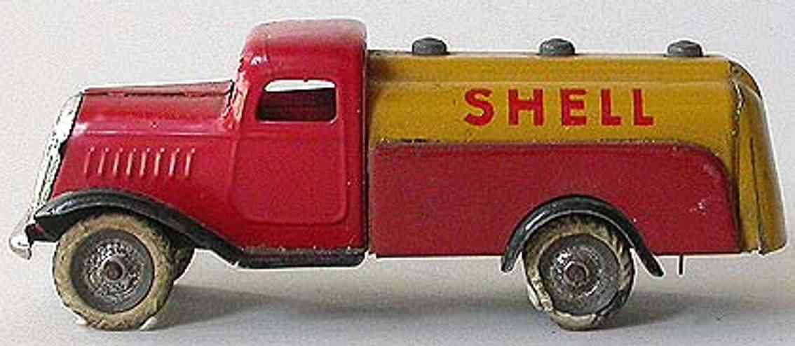 lehmann 830 shell-tankwagen gnom-serie
