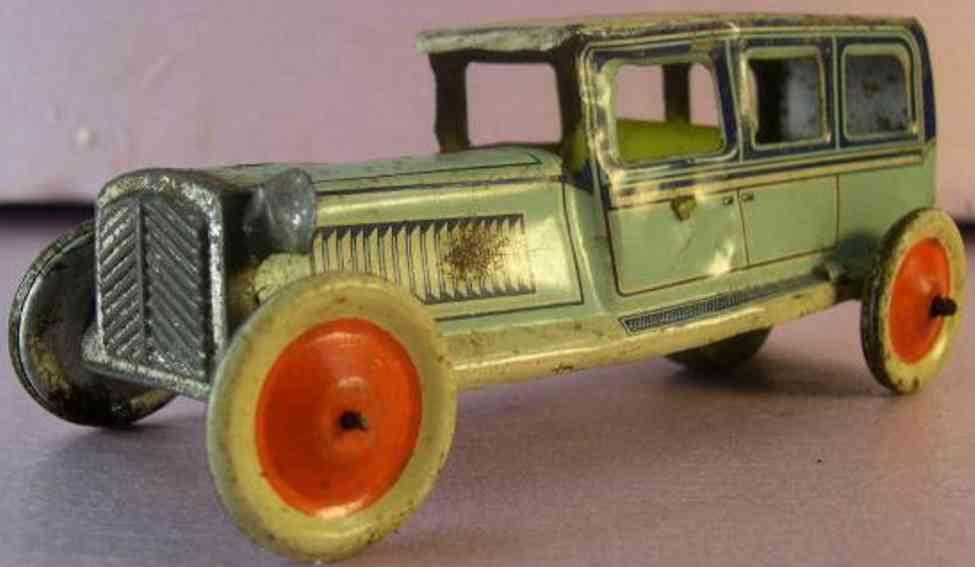 levy george gely 168 blech auto mit schwungradantrieb