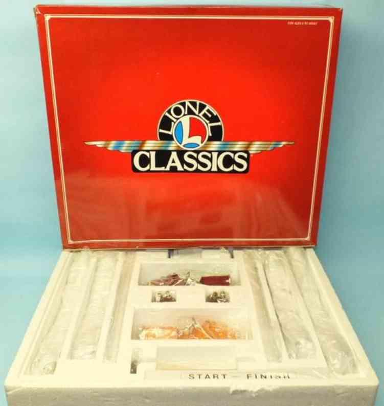 Lionel 6-13803 Racing automobiles classics set