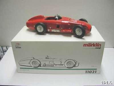 marklin 11021 blech spielzeug rennauto mercedes rennwagen