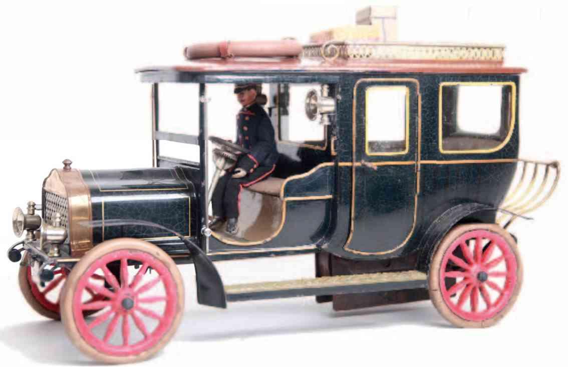 marklin maerklin 1404/3 5124/3 tin toy car automobile landaulet clockwork