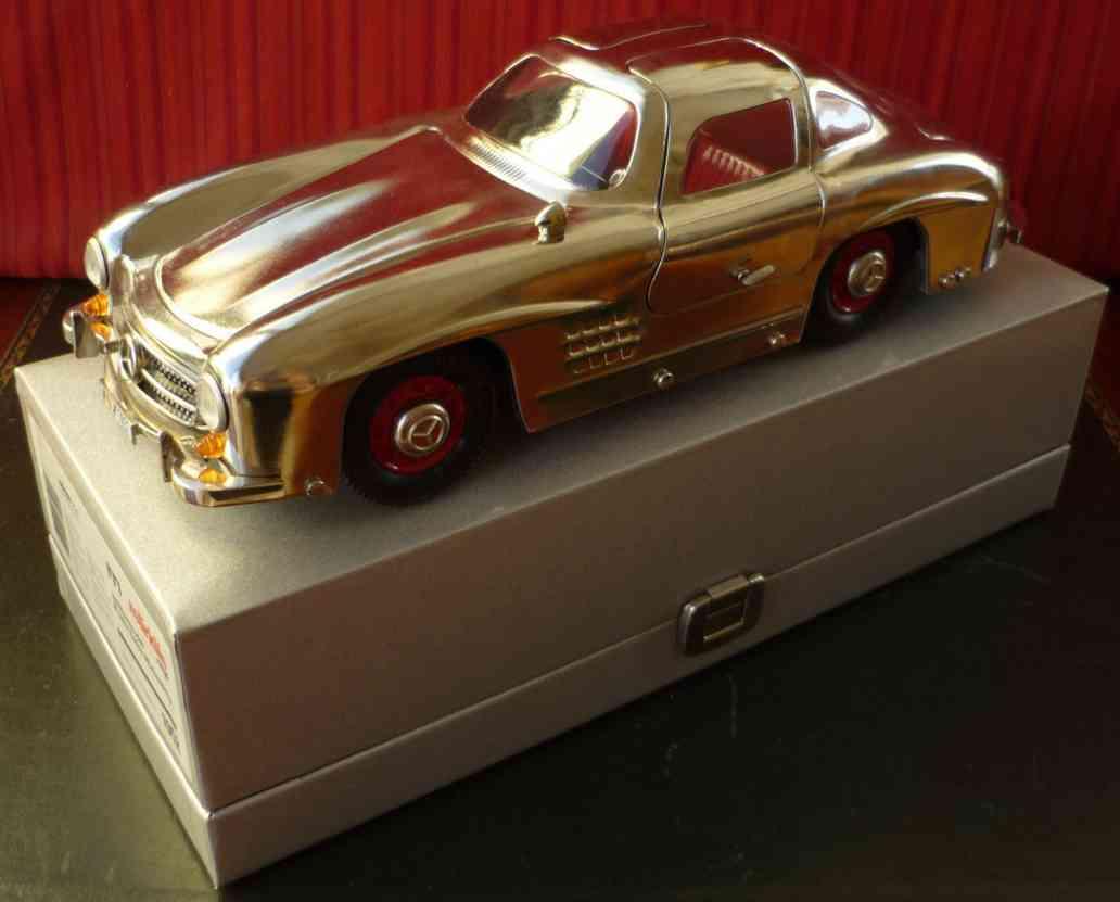 marklin 1952 blech spielzeug rennauto marklin mercedes 300sl