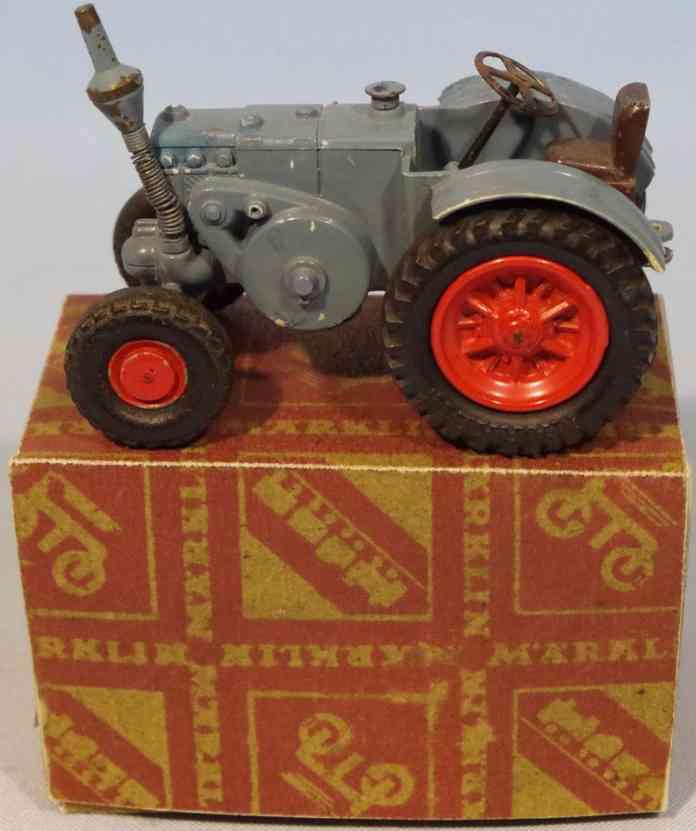 maerklin 5521/71 blech spielzeug lanz bulldog traktor