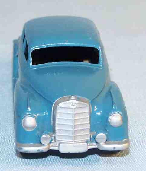 marklin maerklin 8003 tin toy car sheet car mercedes 200 adenauer in different colors, each on