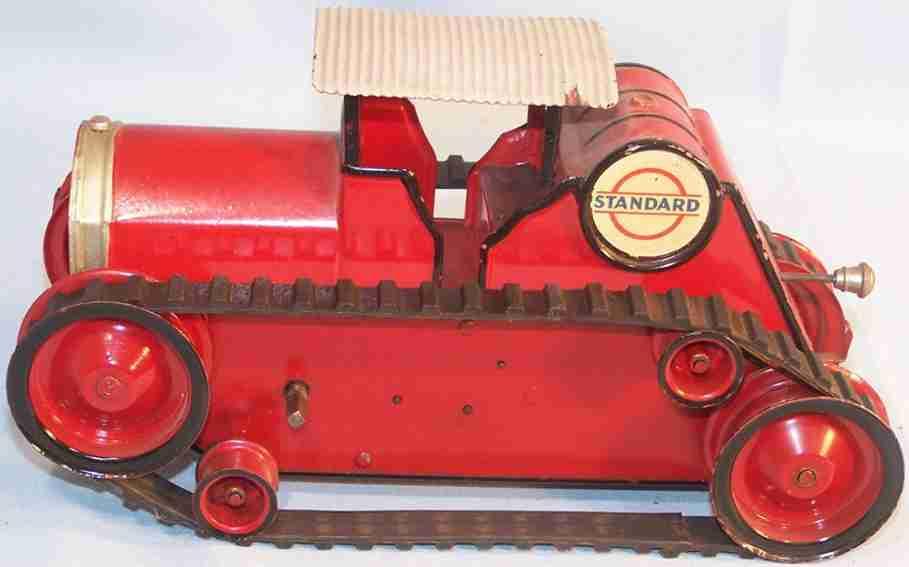 Märklin Standard Traktor in rot
