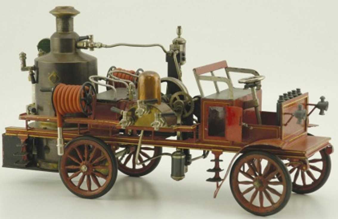 Märklin Feuerwehrpumpenwagen